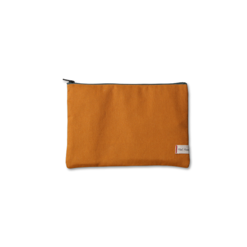 SIMPLE POUCH_orange