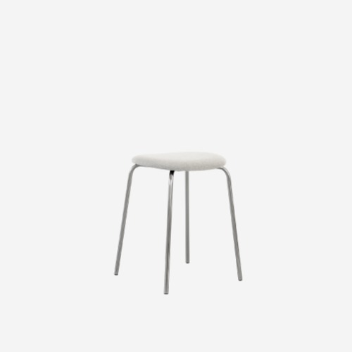 VOLINI STOOL STAINLESS
