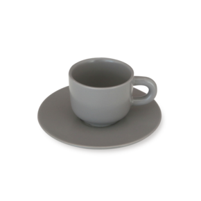 TUBE ESPRESSO SET_grey