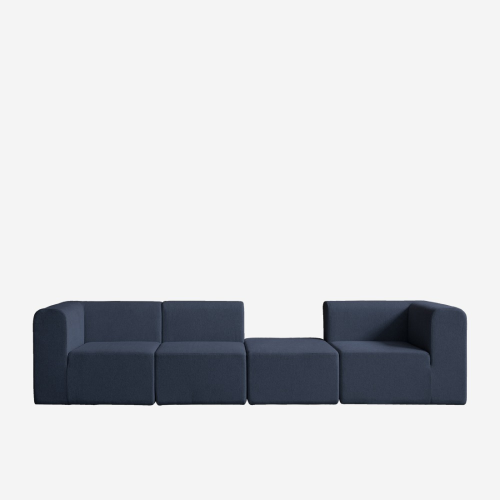 NENDY SOFA 4인 B